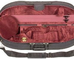 Bobelock Half Moon 1047 Black/Wine 3/4 Violin Case